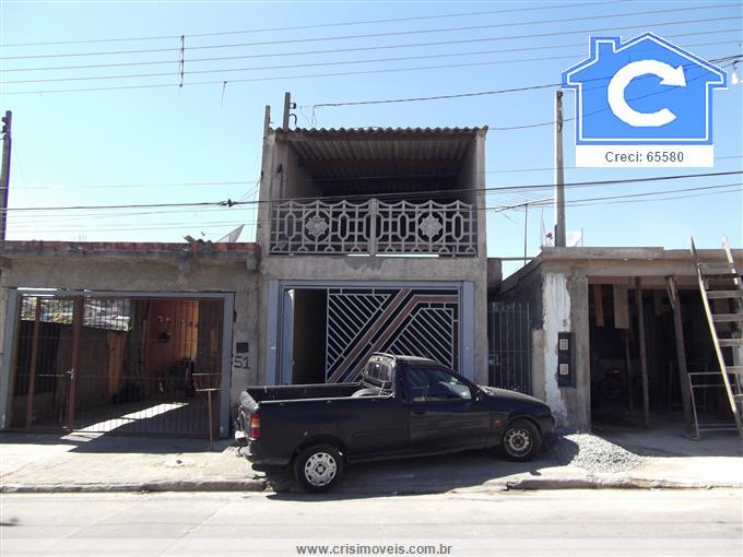 Casas em Arujá no bairro Parque Rodrigo Barreto
