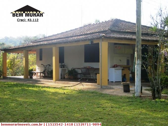 Sítios em Capão Bonito no bairro Bairro das Campinas