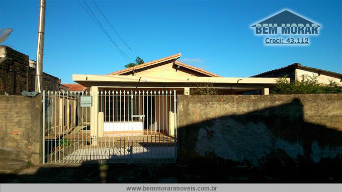 Casas Desocupadas em Capão Bonito no bairro Jardim Cruzeiro