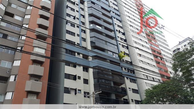 Apartamentos em Curitiba no bairro Bigorrilho