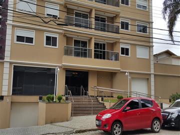 Apartamento mobiliado no bairro Juvevê na cidade de Curitiba