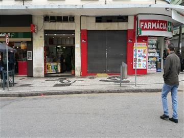 Lojas no bairro Centro na cidade de Curitiba