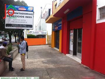 Salas Comerciais no bairro Hauer na cidade de Curitiba