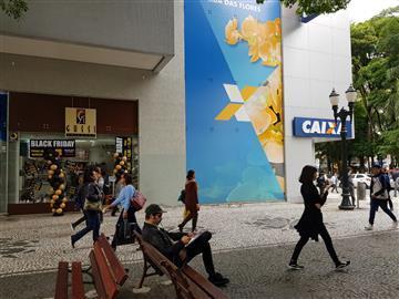 Prédios Comerciais Centro  localizado Á Praça general Osório