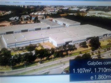 Galpões Industriais Jundiaí R$ 19.815,00