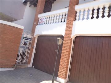 Casas no bairro Jardim Morumbi na cidade de Jundiaí