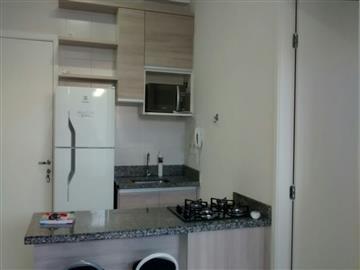Apartamento mobiliado Vila Arens R$ 1.800,00