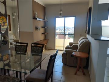 Apartamento mobiliado Vila Della Piazza R$ 2.000,00