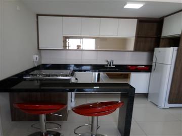 Apartamento mobiliado Vila Arens R$ 2.200,00