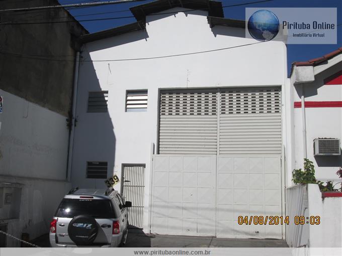 Galpões em São Paulo no bairro Vila Anastácio