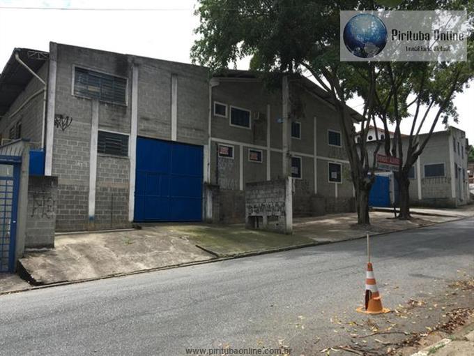 Galpões em São Paulo no bairro Pirituba
