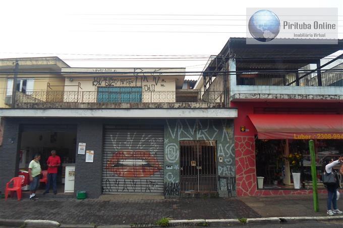Sobrados em São Paulo no bairro Pirituba