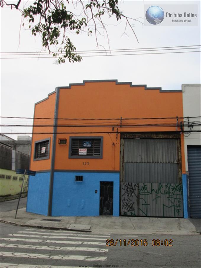 Galpões Industriais em São Paulo no bairro Vila Anastácio