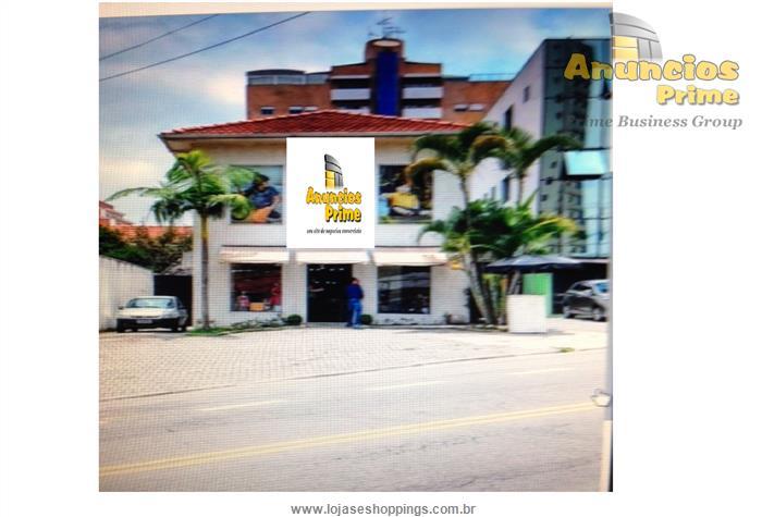 Loja Shopping em São Paulo Santana  4 dormitórios R$        800.000,00