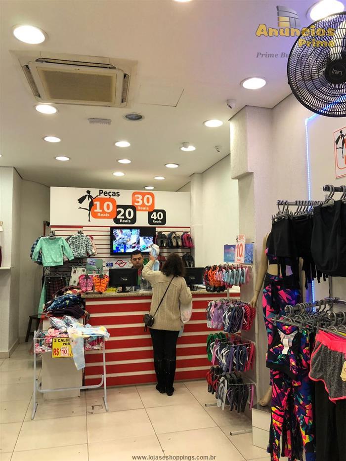 Lojas de Moda em Santo André Não Especificado  R$        350.000,00