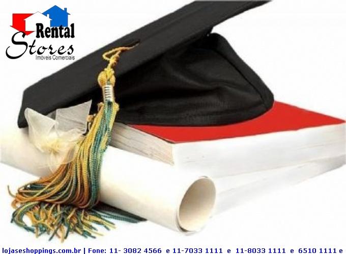 Universidade e Faculdade em Santos Castelo  R$        385.000.000,00