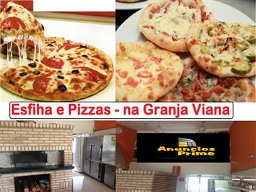 Pizzarias no bairro Granja Viana na cidade de Cotia
