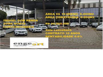 Imóveis para renda São Paulo
