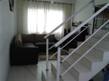 Sobrados Conjunto Residencial Pombeva R$460.000,00
