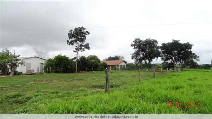 Fazendas em Pontal do Araguaia no bairro Centro