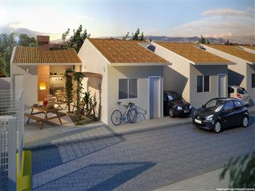 Casas em Condomínio Vila Belo Horizonte R$120.500,00