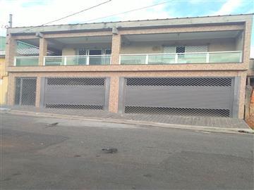 Casas Assobradadas Vila Industrial  Ref: CA-018