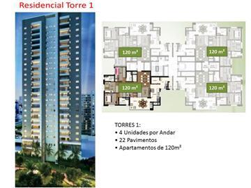 Ref: Cidade Viva 69m², 88m² e 120m²  Jardim Santo André Consulte Unidades Promocionais....
