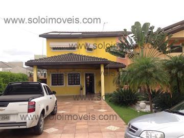 Casas em Condomínio Alto Padrão Lindo Sobrado em Condomínio - Alto Padrão R$ 1.300.000,00
