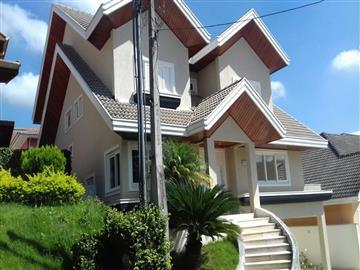 Casas em Condomínio Alto Padrão Oportunidade de Sobrado Triplex no Condomínio Coleginho! R$ 990.000,00