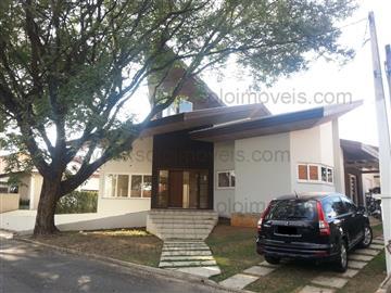 Casas em Condomínio Alto Padrão Casa nova no Condomínio Terras de Sant'Anna ! R$1.600.000,00