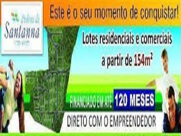 Terrenos Terreno de 154,00 m² com FINANCIAMENTO DIRETO COM A LOTEADORA R$ 83.267,00