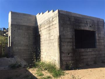 Casas Casa em Construção no Jardim Alvorada! R$ 95.000,00