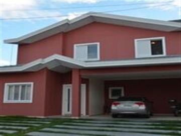 Casas em Condomínio Alto Padrão Lindo Sobrado no Residencial Vila Branca! R$ 860.000,00