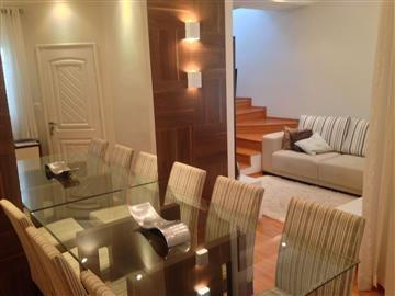 Casas em Condomínio Sobrado no Condomínio Quinta dos Cafezais! R$ 375.000,00