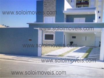 Casas Assobradadas Linda casa no Villa Branca, nova, bem arejada e com muita luz natural R$ 495.000,00