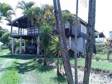 Chácaras Linda chacara, com casa de 3 dormitórios, salão de festas, piscina e muito verde para seu lazer ou para uma renda extra R$ 450.000,00