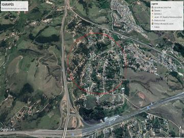 Terrenos Terreno a venda no Igarapés com 293m2 R$ 40.000,00
