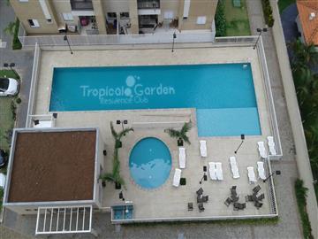 Apartamentos Lindo apartamento a venda no Residencial Tropical Garden R$ 350.000,00