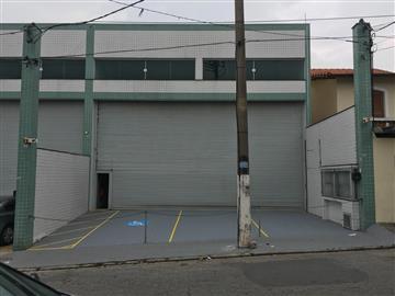 Galpões São Bernardo do Campo/SP