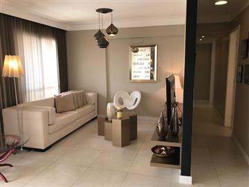 Apartamento mobiliado Santo André 3095