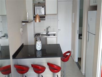 Apartamento mobiliado São Paulo 3133