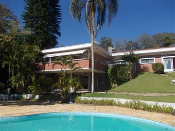 Casas em Condomínio R$3.000.000,00  Ref: 624