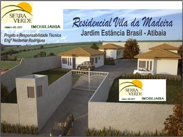 Casas para Financiamento Atibaia/SP