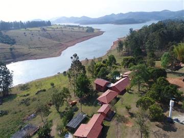 Chácaras na Represa  Piracaia R$2.600.000,00