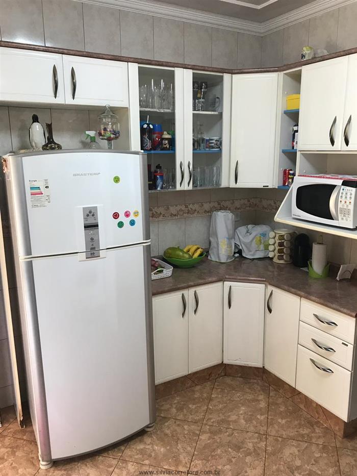 Cozinha de móveis planejados