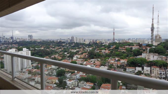 Apartamento mobiliado em São Paulo no bairro Perdizes