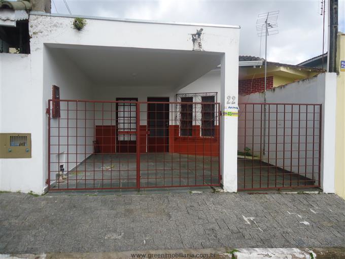 Casas em Registro no bairro Vila Fátima