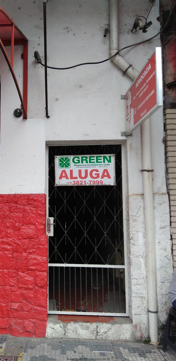 Salas Comerciais em Registro no bairro Centro