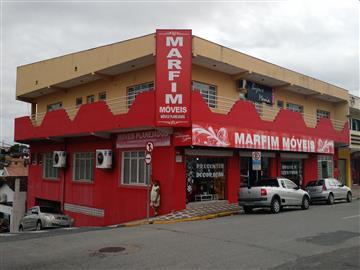 Salas Comerciais no bairro Centro na cidade de Registro