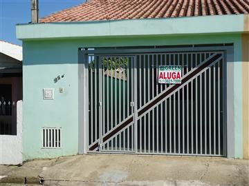 Casas no bairro Vila Ribeirópolis na cidade de Registro